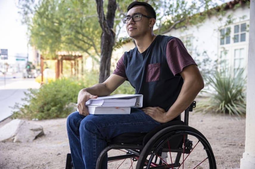 Career Guide for Students with Disabilities