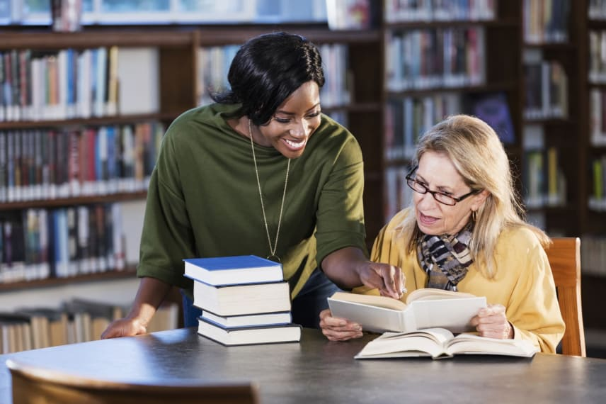 Online Master's Degrees in Library & Information Science 2021