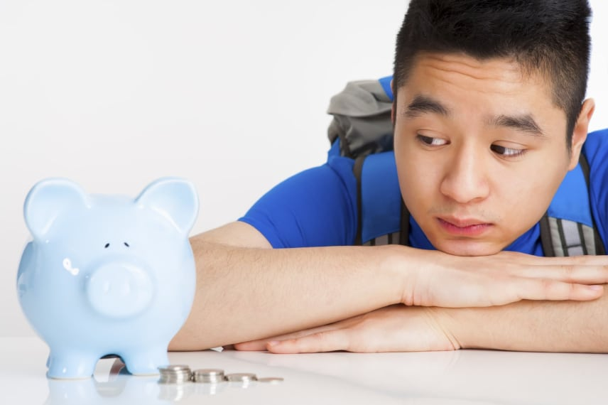 Paying for College on Your Own