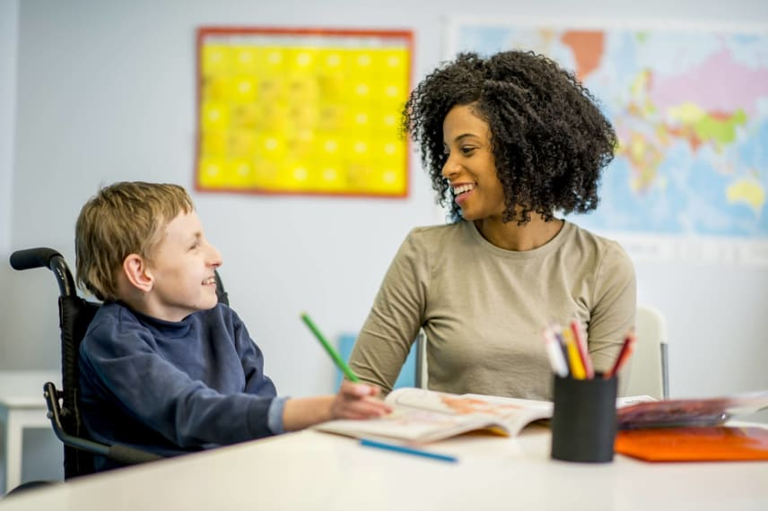 Online Master's Degree in Special Education 2021