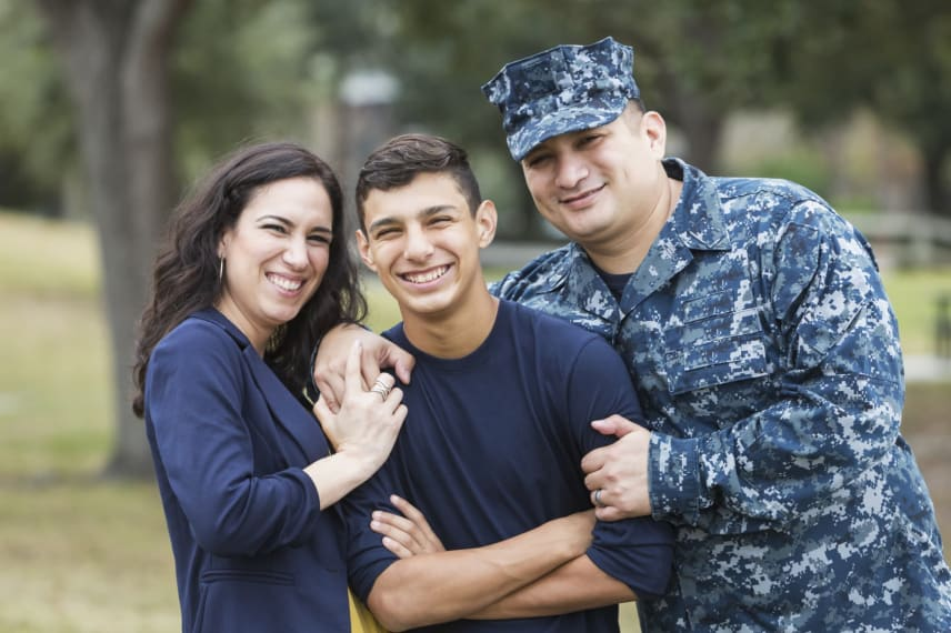College Benefits for Military Dependents