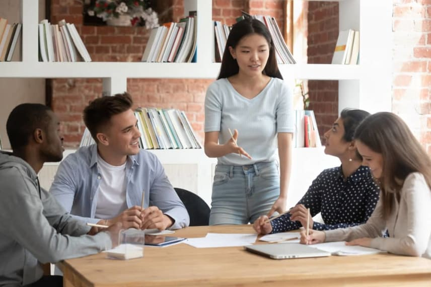 Social Support for College Student Success