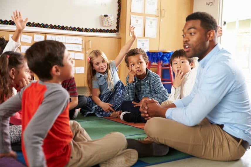 Best Degrees for Working With Children