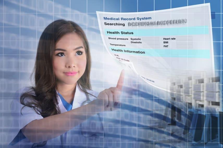 Online Associate Degree Programs in Health Informatics