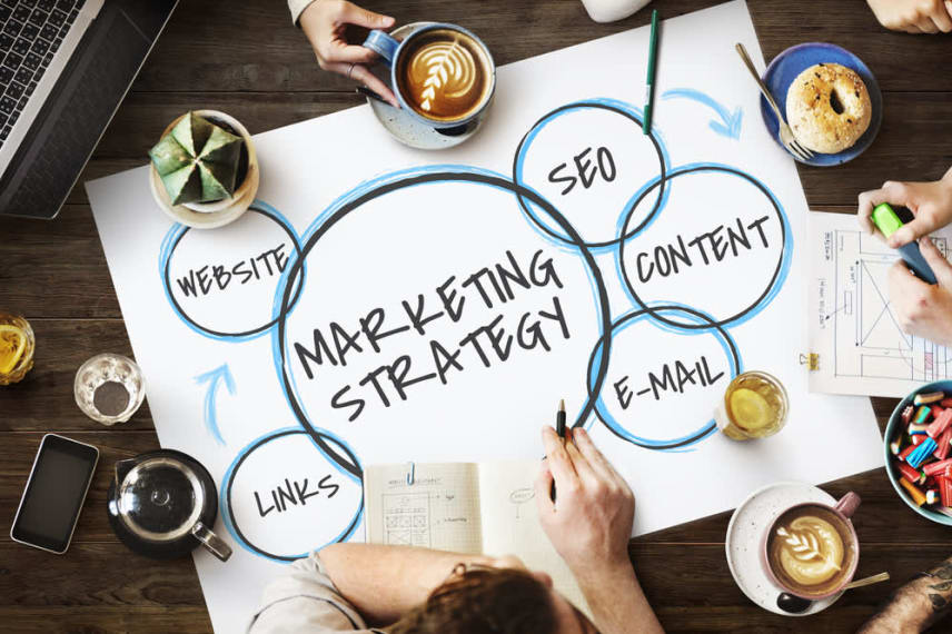 Online MBA in Marketing
