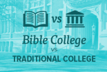 Bible College vs. Traditional College: What's the Difference?