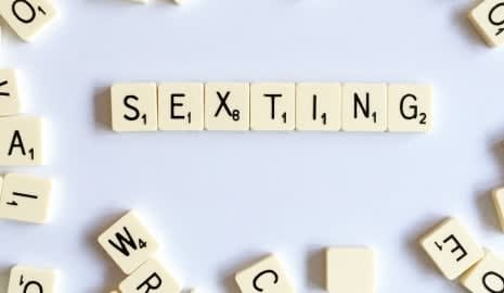 Sexting and My Thesis