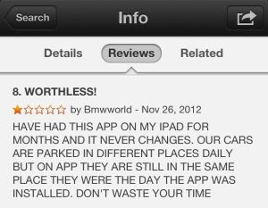 A real review of Google Earth app