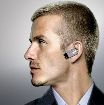 Ugly Bluetooth Headset