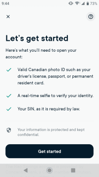 What you need to verify your identity