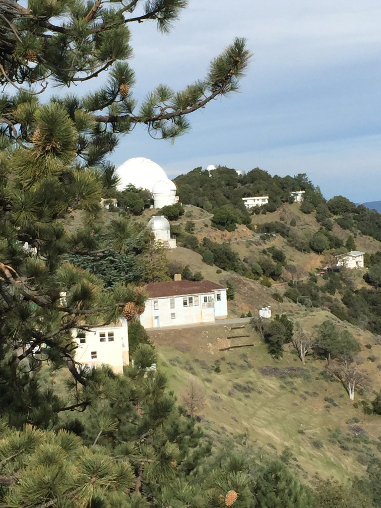 Additional Telescope Domes on Property