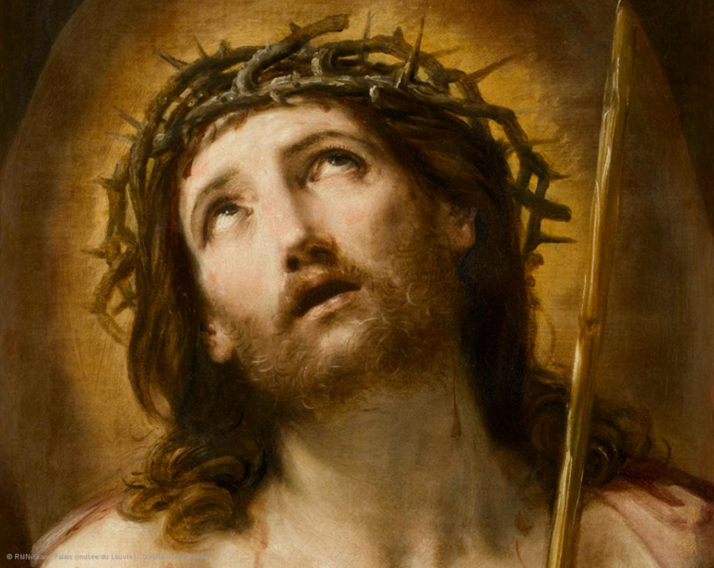 Guido Rent, Le Christ au roseau