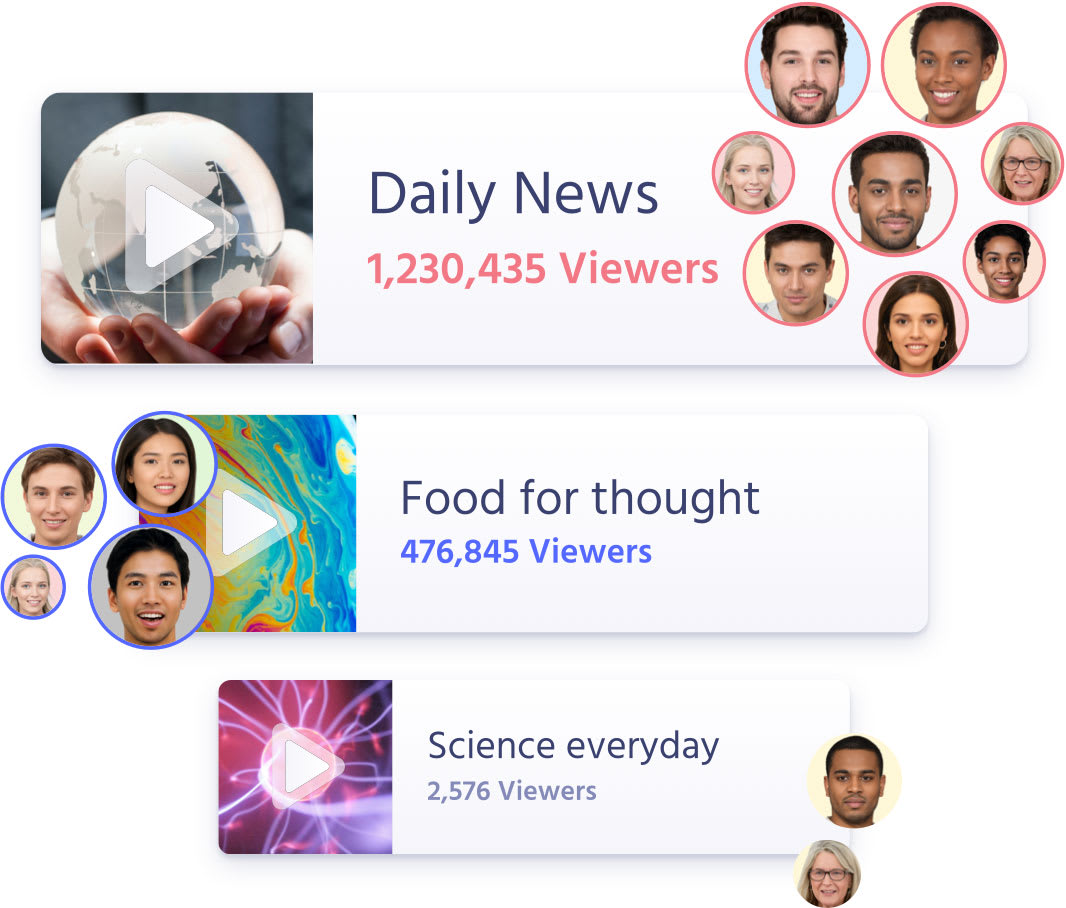 Search results filtered by AI