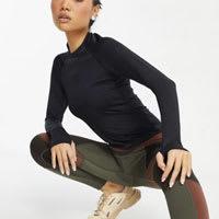 Long sleeves teeshirt for woman