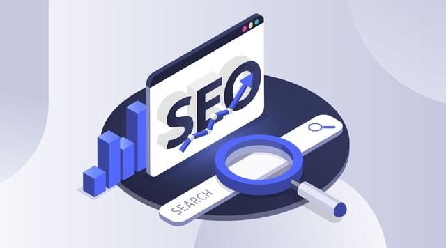 Google Core Web Vitals and SEO ranking and search bar optimization