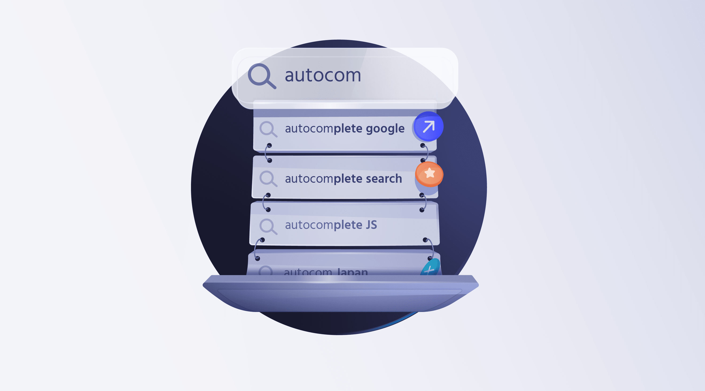 How to implement autocomplete with JavaScript on your website