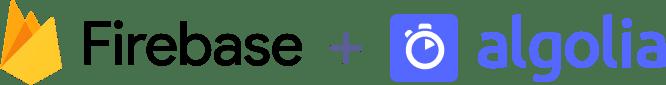 Firebase + Algolia