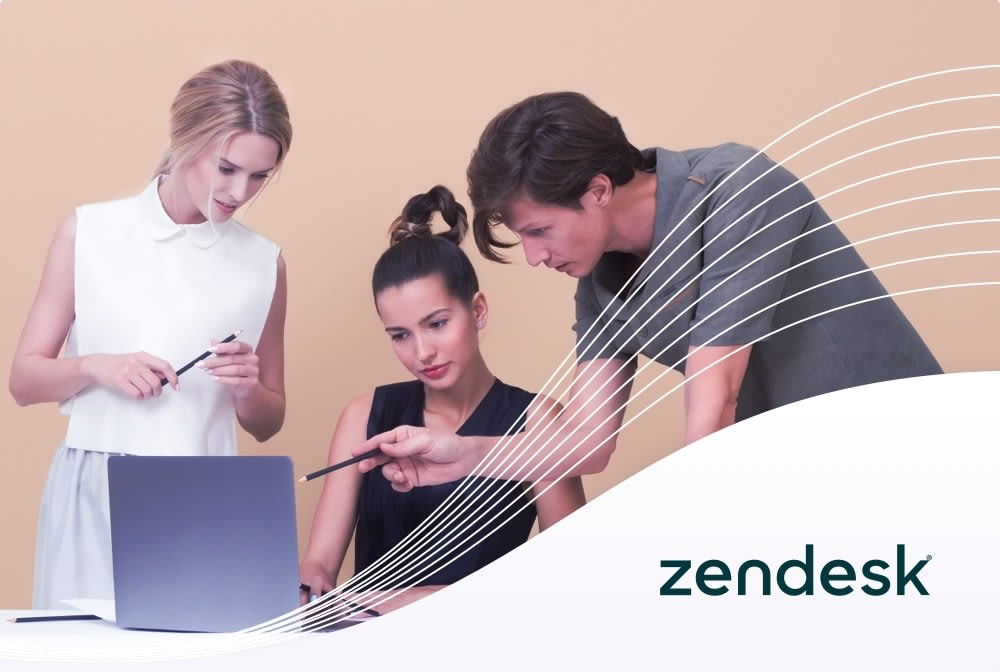 Zendesk illustration