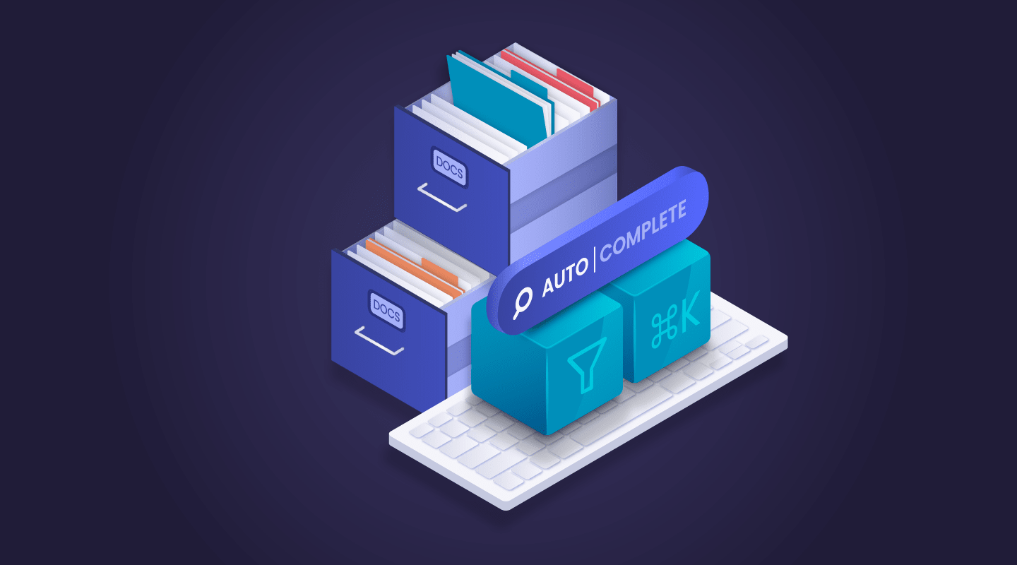 Taking documentation search to new heights with Algolia and Autocomplete