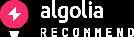 Algolia Recommend logo