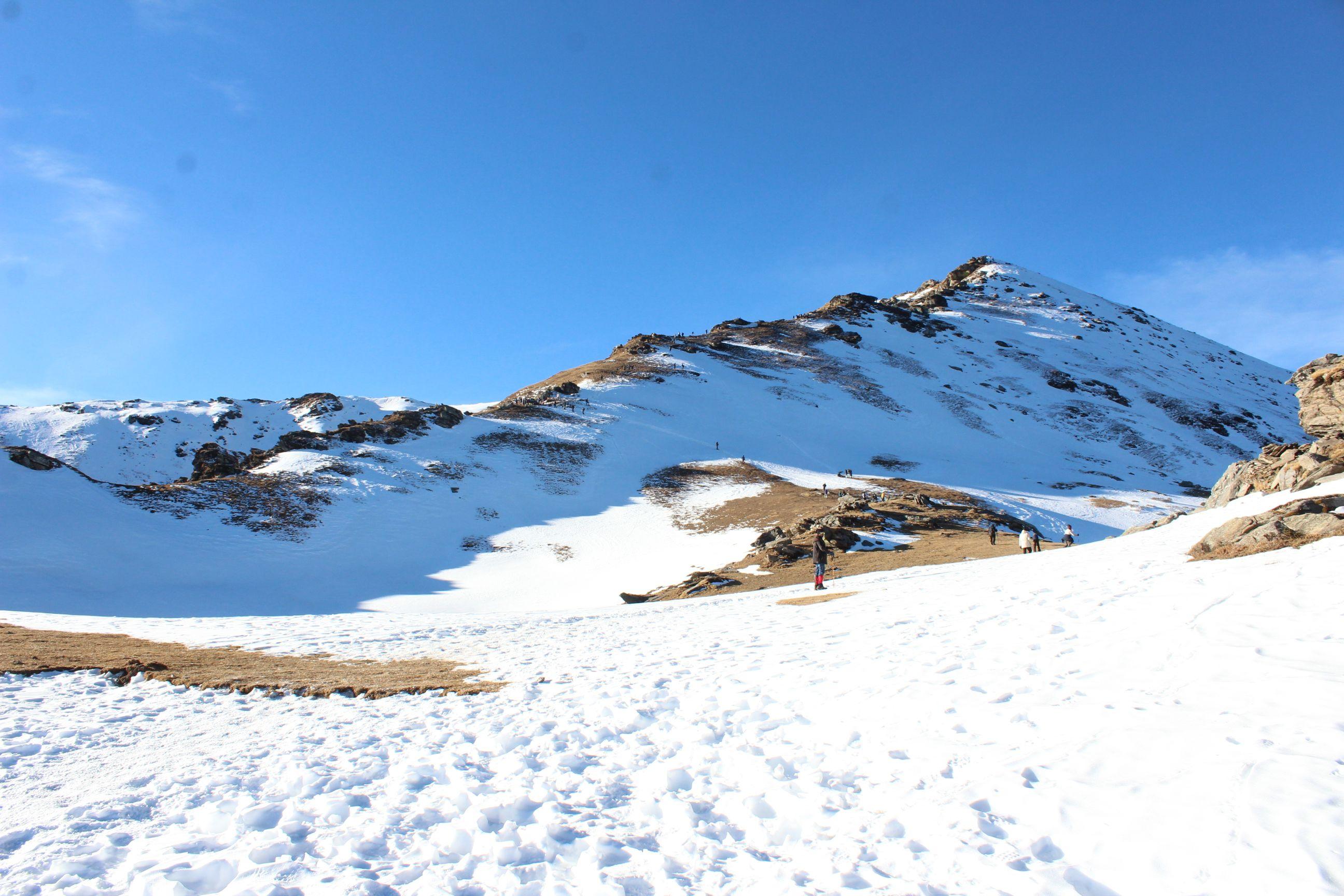 Kedarkantha peak
