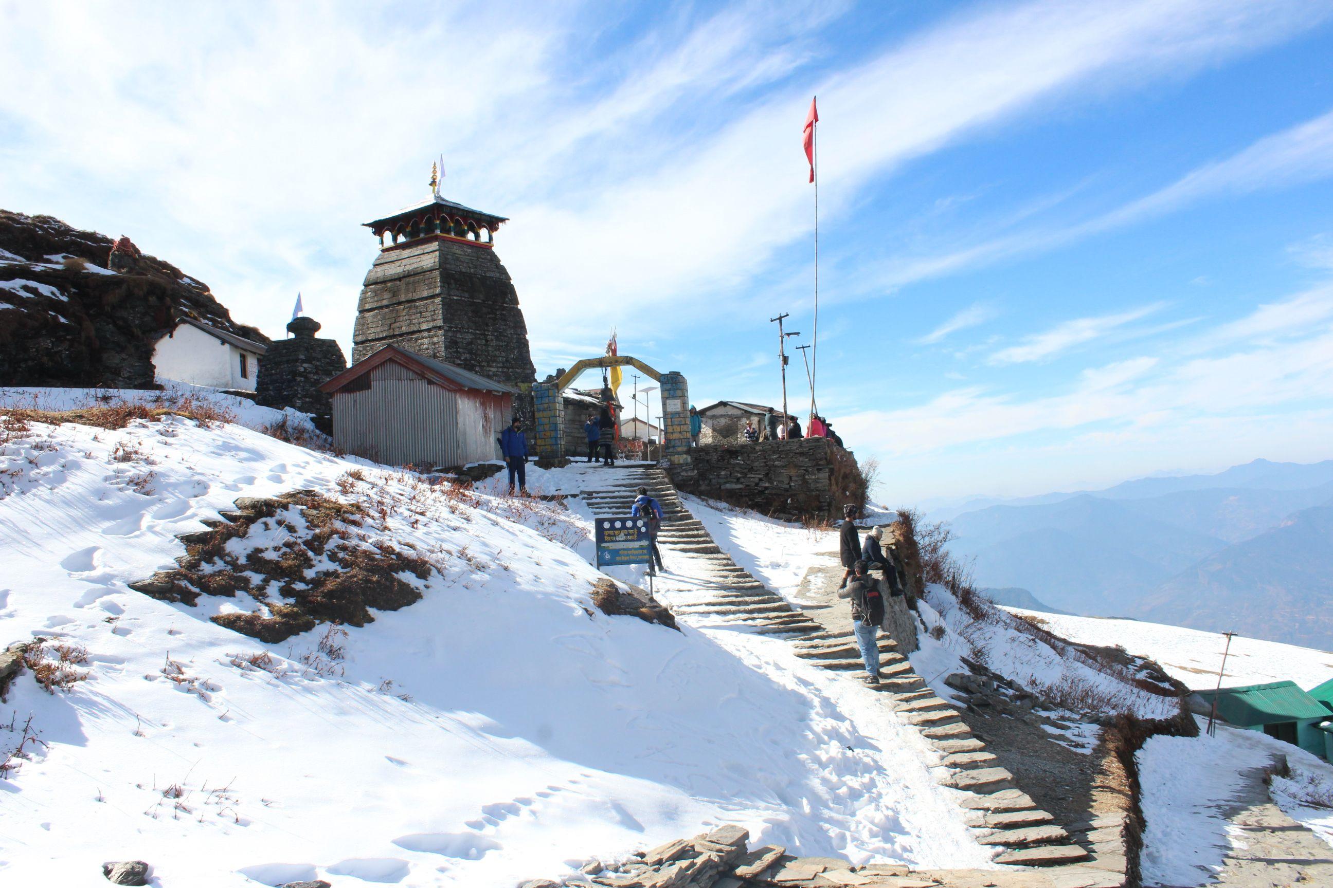 Deoriatal Chopta Tunganath Chandrashila Trek