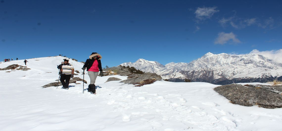 Pangarchulla Peak Trek in December
