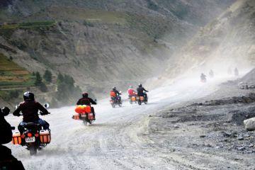 Manali Leh Manali Motorcycle Expedition