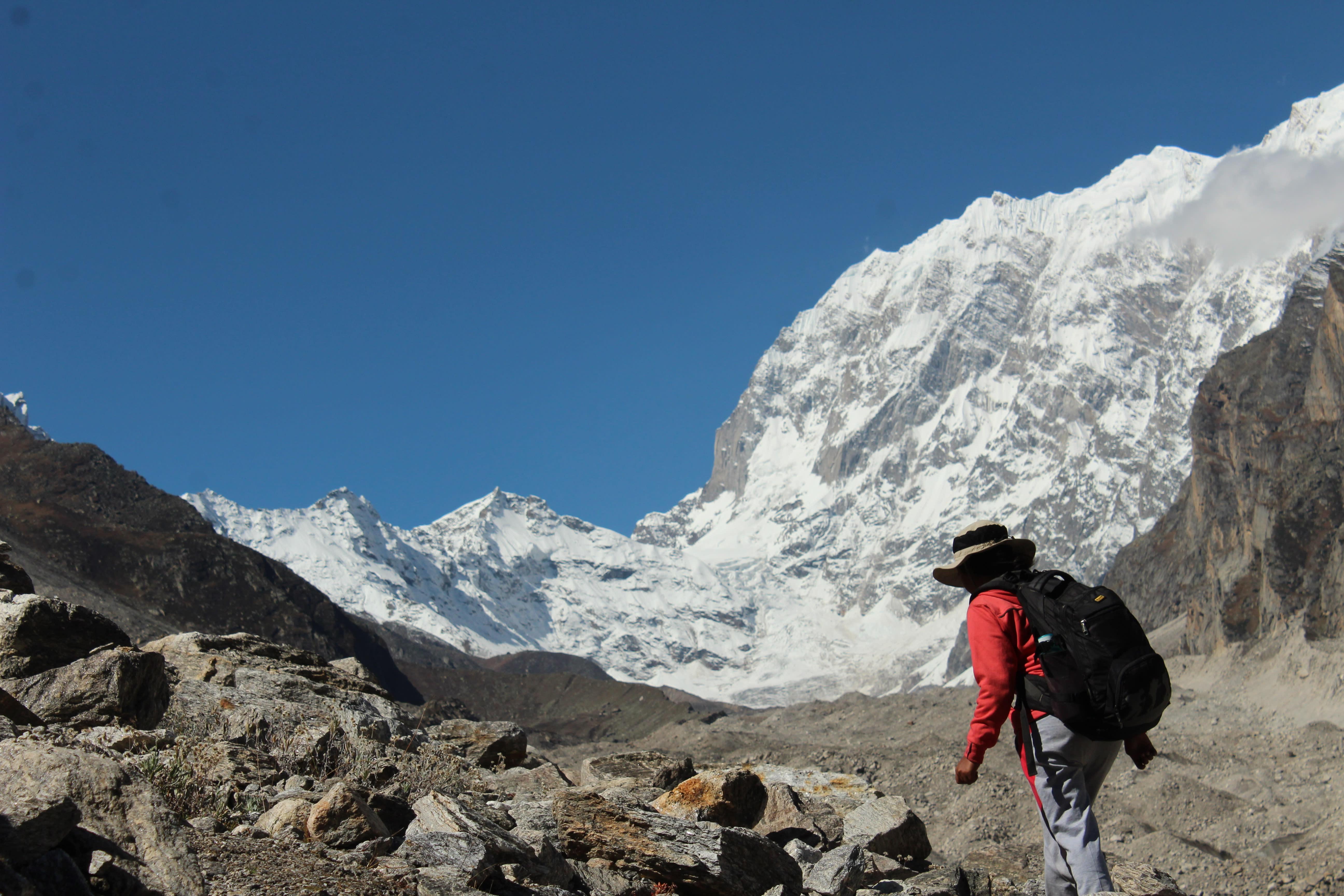 kuari pass pangarchulla peak trek