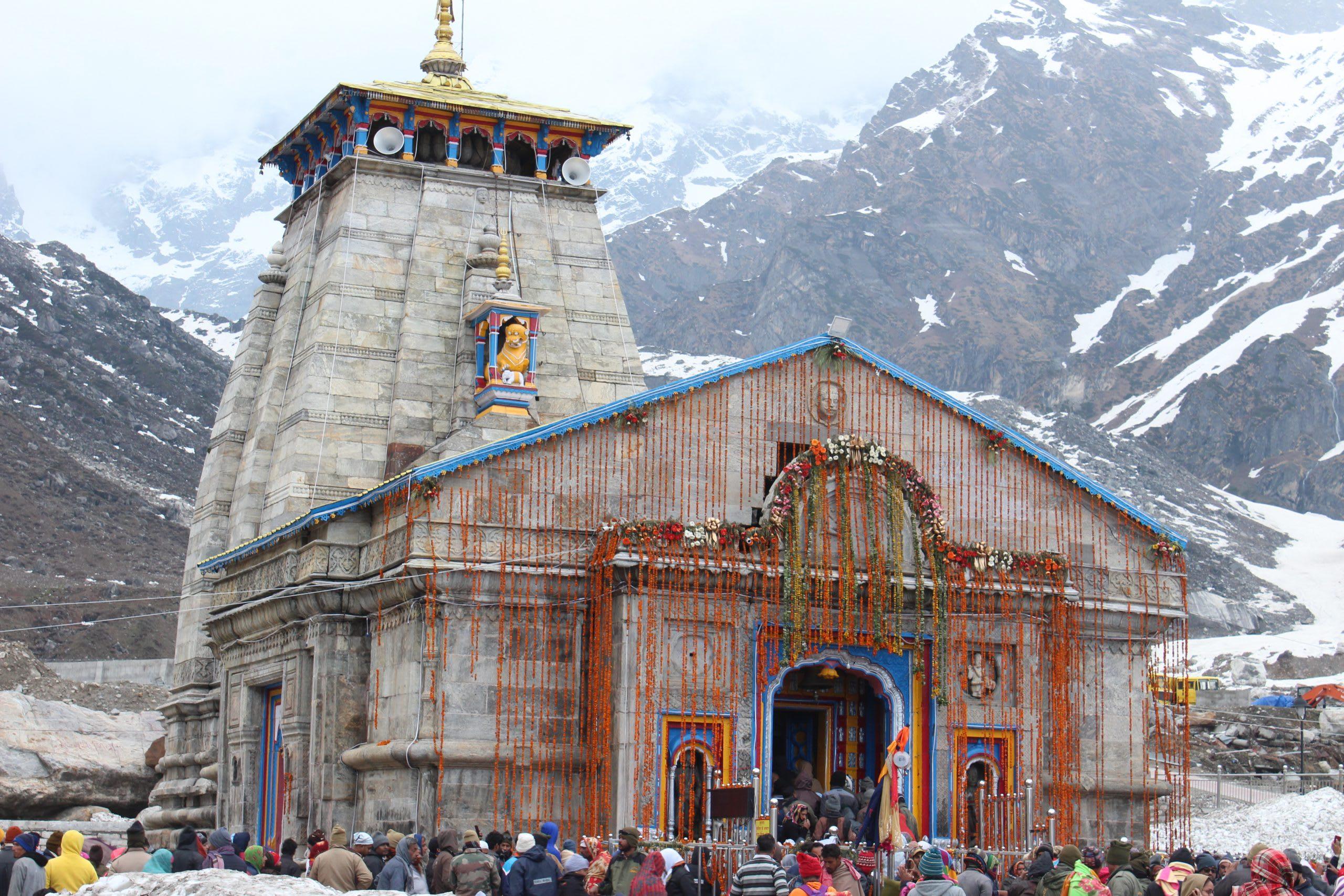 best treks in May: panch kedar trek