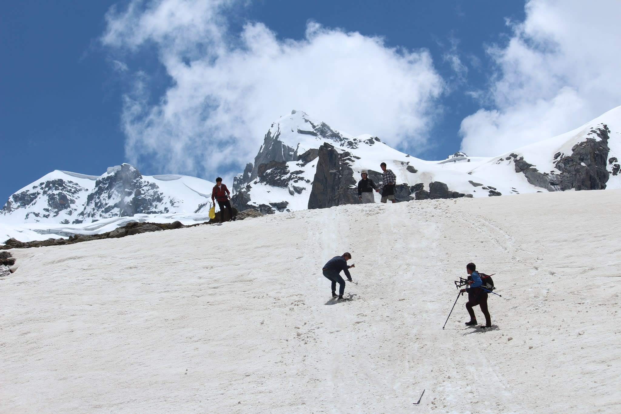 Deo Tibba Expedition
