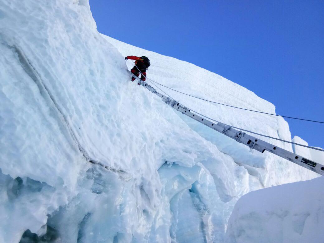 Mount Satopanth Expedition