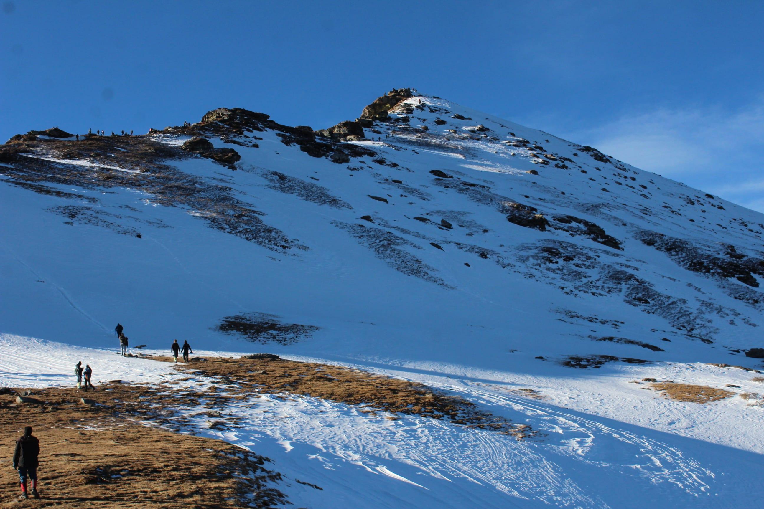 best winter treks