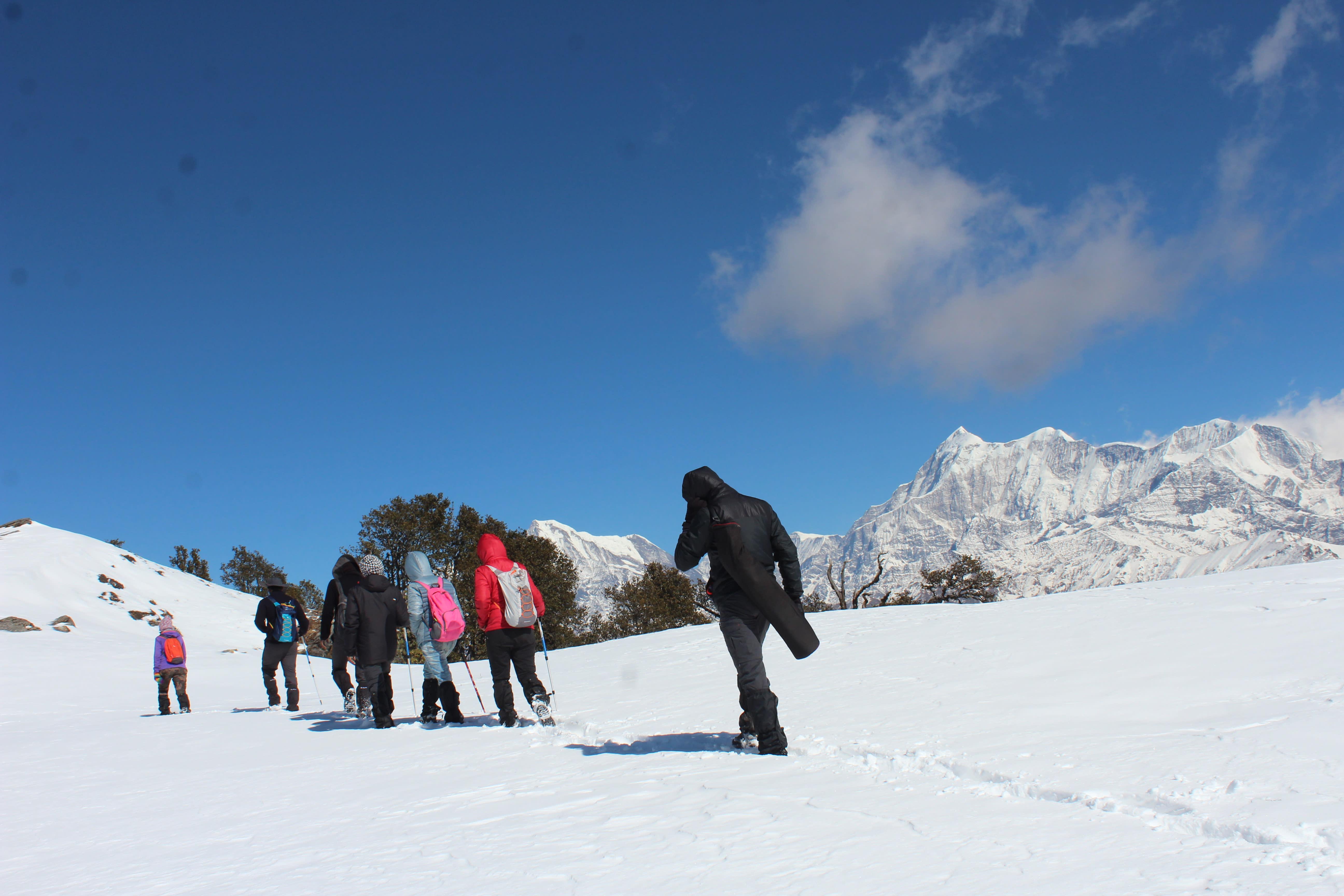 brahmatal trek: Best treks in January