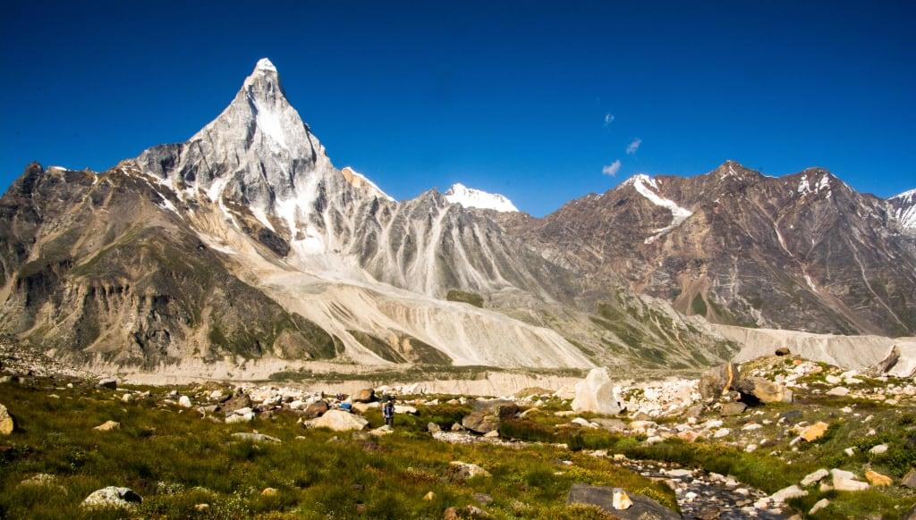 Nandanvan trek with Himalayan Climber