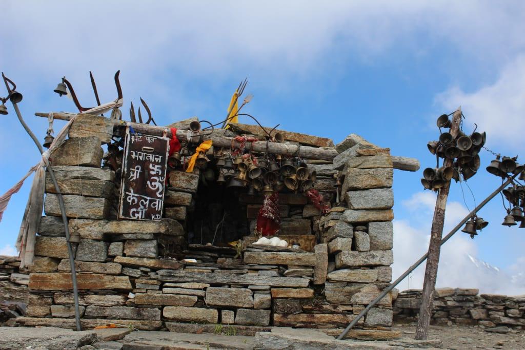kalu vinayak temple