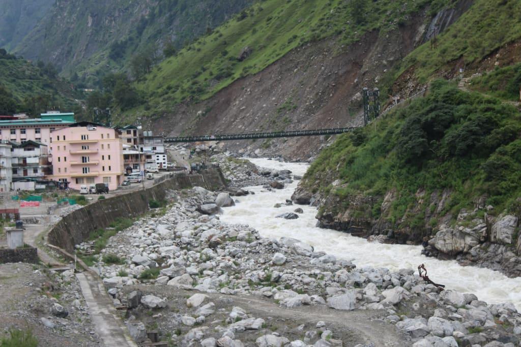 Base camp Govindghat