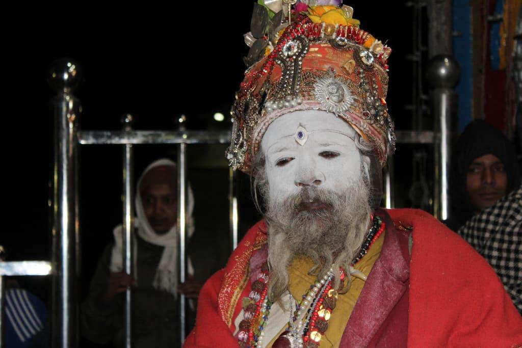 Baba Ji in Kedarnath