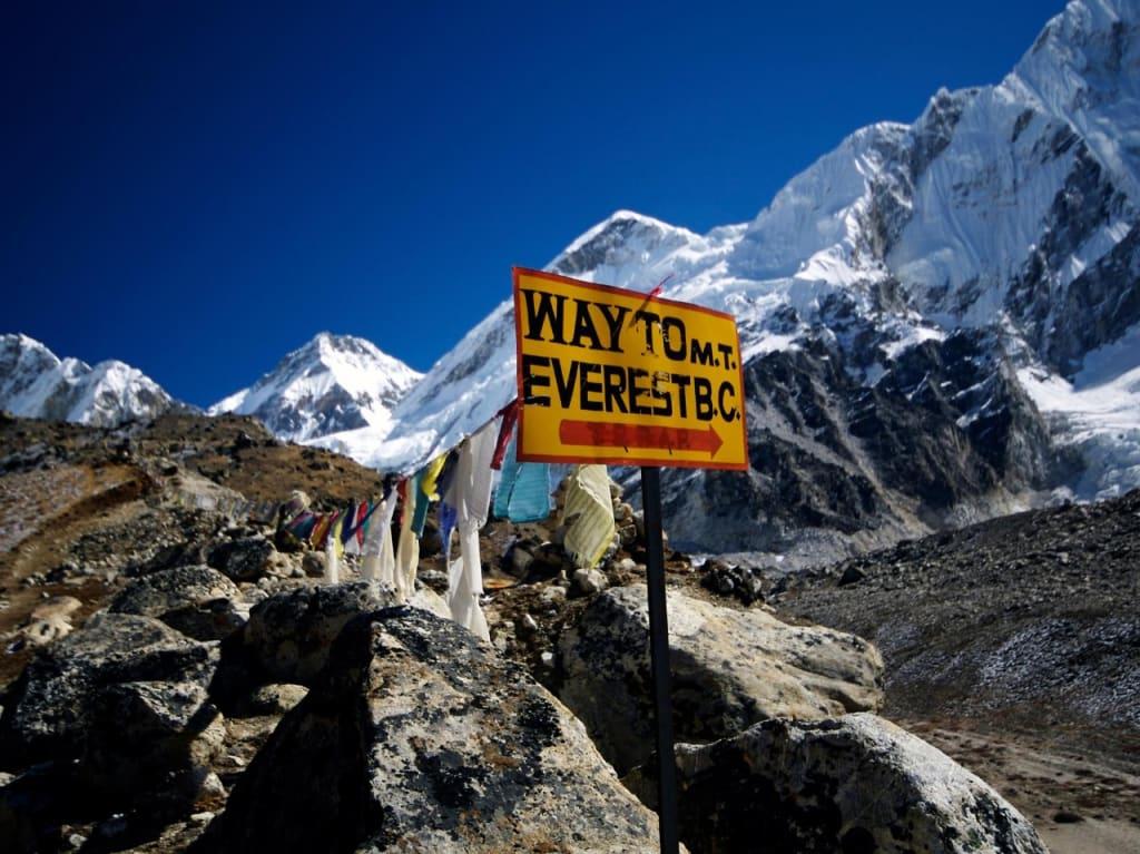 Everest base camp trek with Himalayan Climber: Best Top 10 Summer Treks in Himalaya