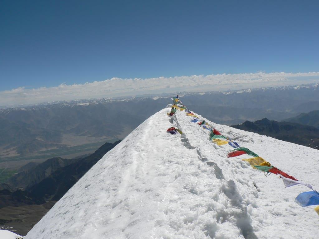 Stok kangri Expedition: Best Top 10 Summer Treks in Himalaya