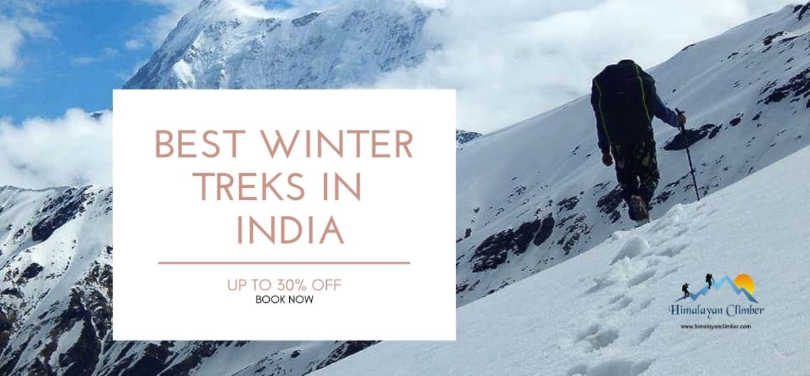 Best winter treks in himalaya