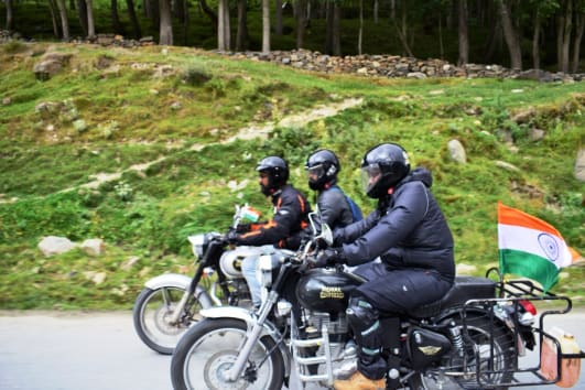 MotorCycle Expedition