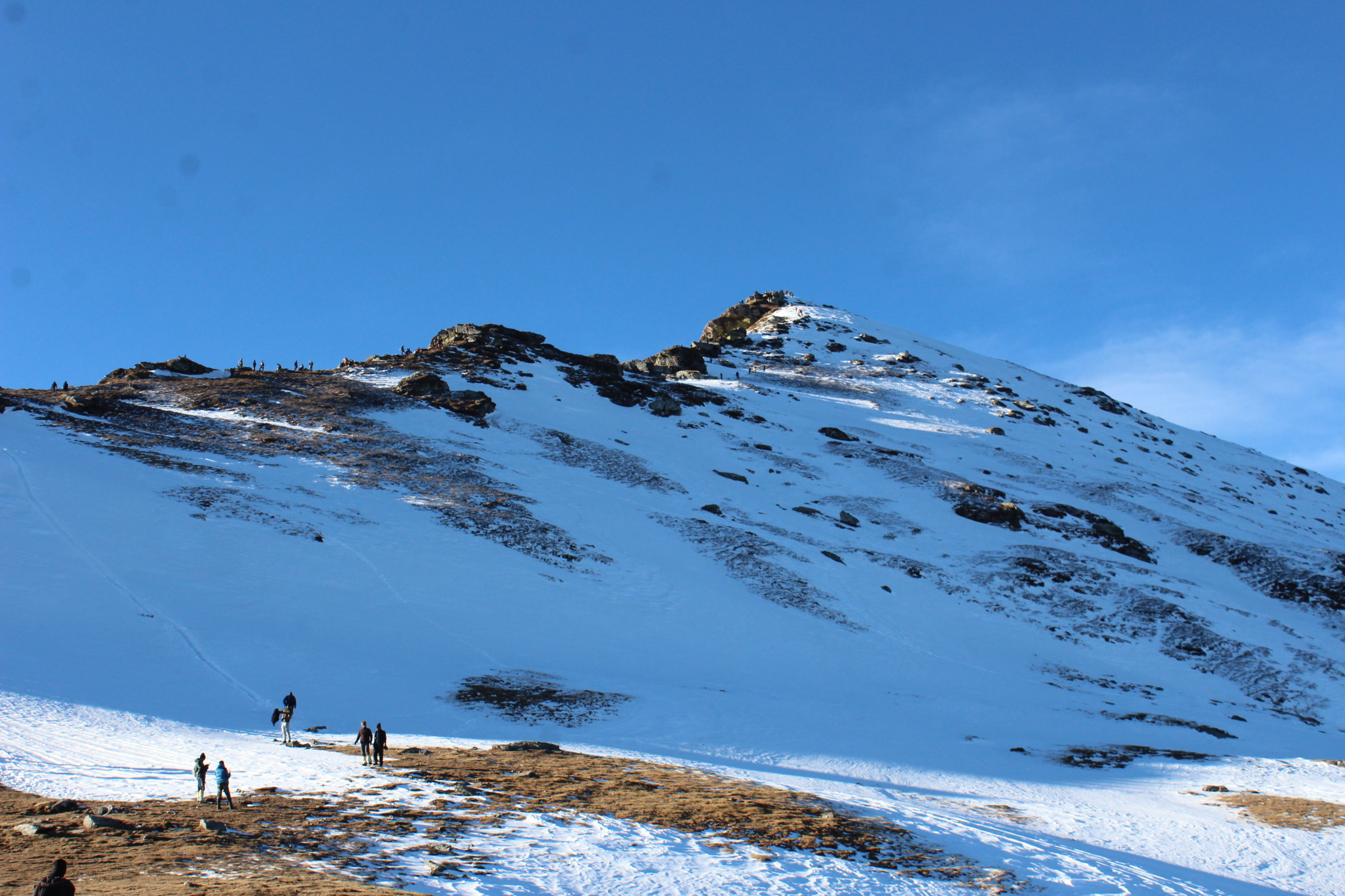 Kedarkantha winter trek in December