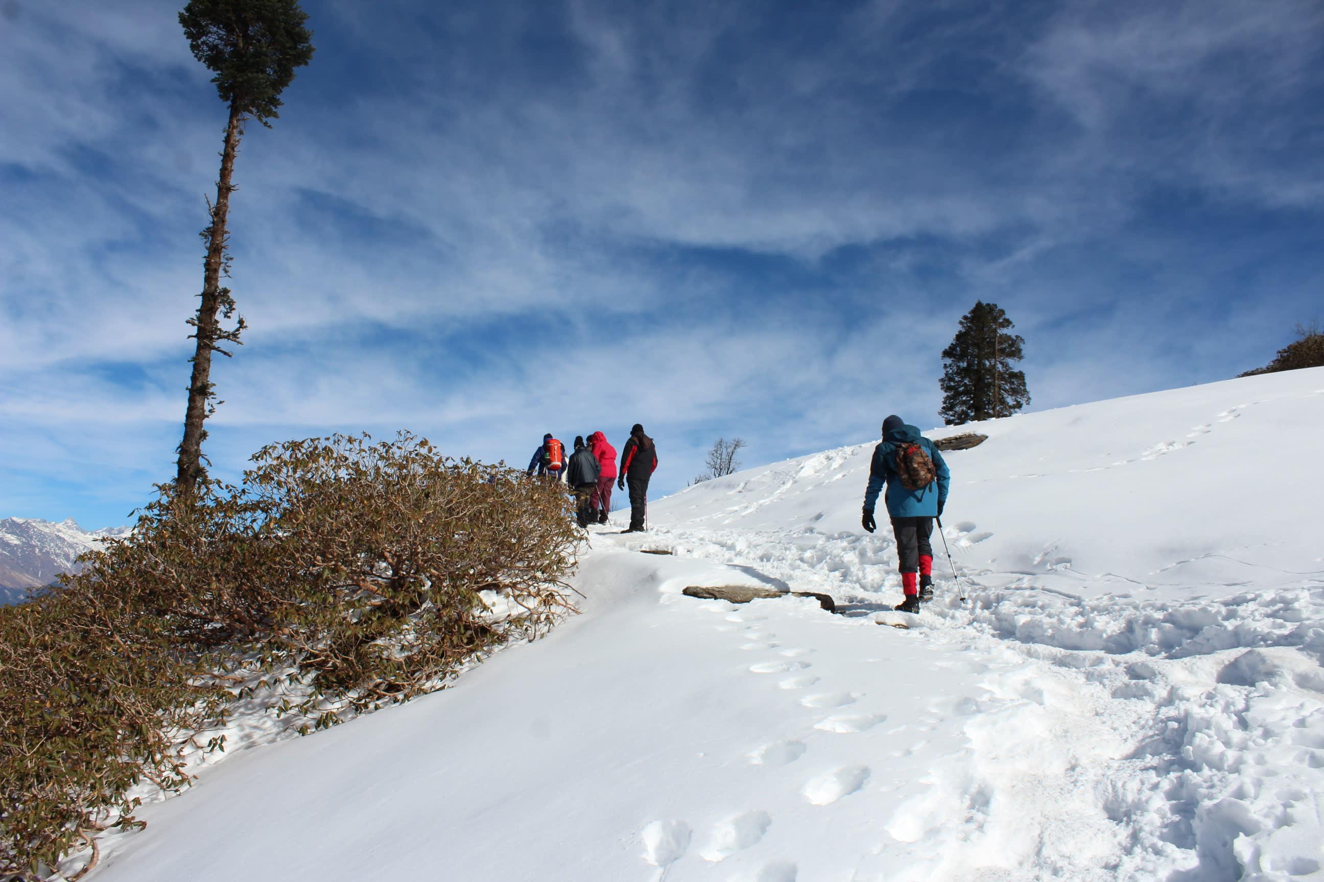 Best treks in January