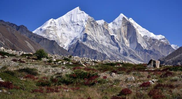 mount bhagirathi expedition