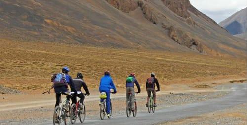 kumaon cycling