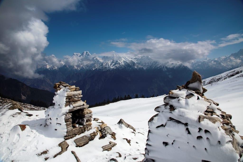 Kuari Pass Trek - Top 10 Best treks in Uttarakhand Himalayas