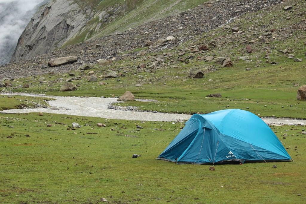 hampta pass chandratal trek