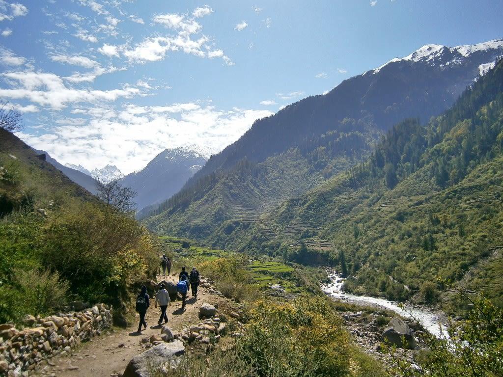 Har ki dun trek - Top 10 Best treks in Uttarakhand Himalayas