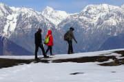 Pindar trek with Himalayan Climber